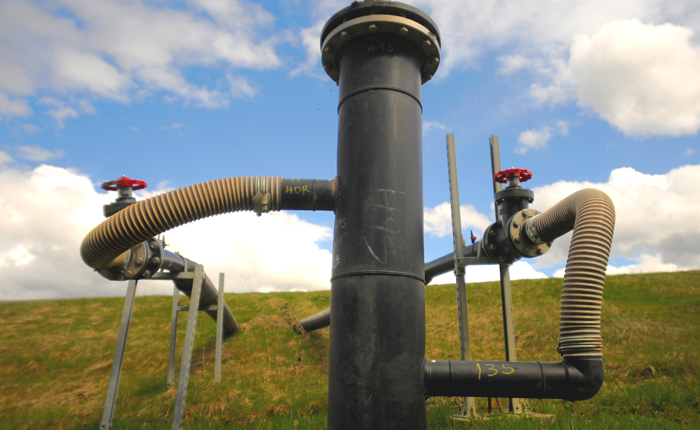 Effective method for biogas purification