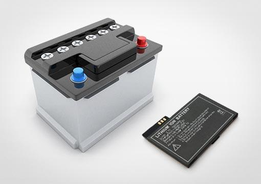 バッテリー キャボットコーポレーション